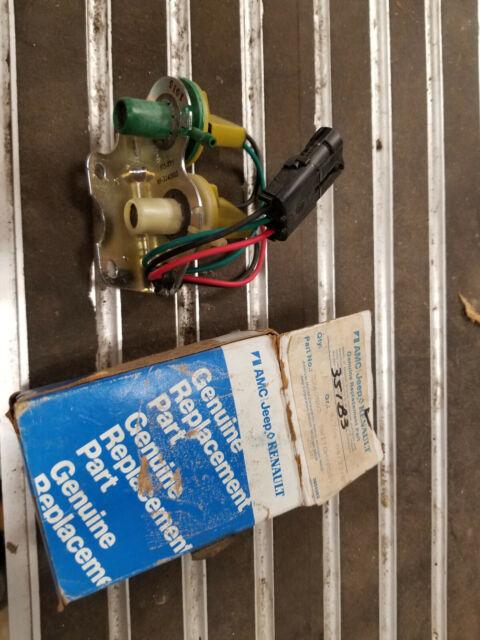 Postal Jeep Parts : postal, parts, Postal, Model, Dj-5m, Wrangler, Other, Solenoid, Vacuum, Switch, Online