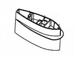 67D-45211-00-4D F4-02030001 Yamaha PARSUN 4 5 HP OUTBOARD