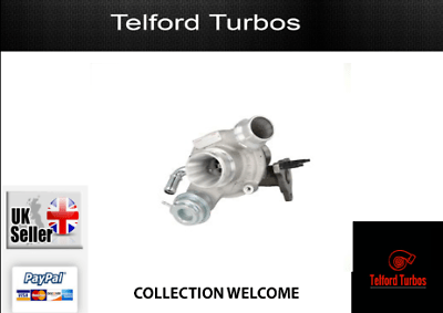Turbocharger Vauxhall Opel Astra 1.6 CDTI 81kw 860526
