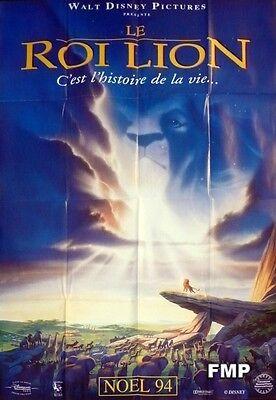C Est L Histoire De La Vie : histoire, DISNEY, ORIGINAL, ADVANCE, FRENCH, MOVIE, POSTER