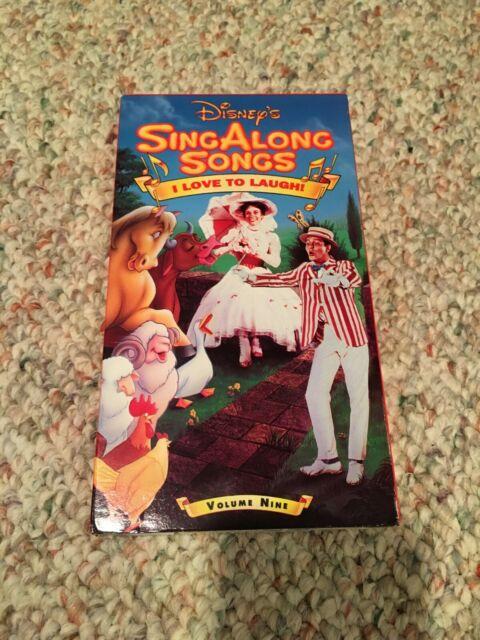 Disney Sing Along Songs I Love To Laugh : disney, along, songs, laugh, Disneys, Singalong, Songs, Laugh, Online