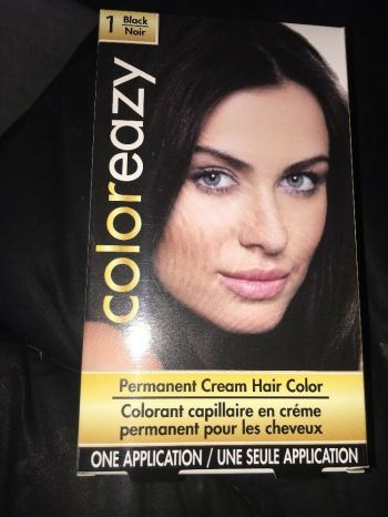 Hair Color Black