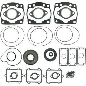 Parts Unlimited Snowmobile Gasket Kit PU711-216 Complete