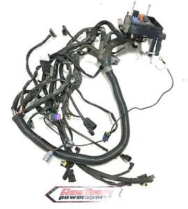 2006 Harley Dyna Main Engine Wiring Harness Motor Wire w