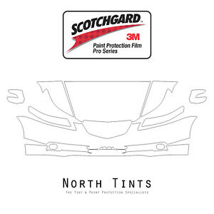 3M PRO Series Paint Protection Film Clear Bra PPF for