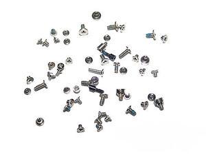 Full Set Screws Replacement + 2 Silver Bottom Screws For