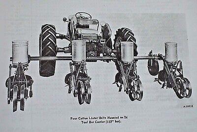 108 109 International Harvester McCormick Planter Unit