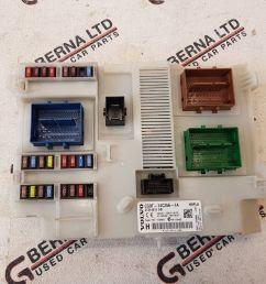 volvo v60 s60 xc60 2009 2018 central electronic module unit fuse box 31314511 ab [ 1600 x 1200 Pixel ]