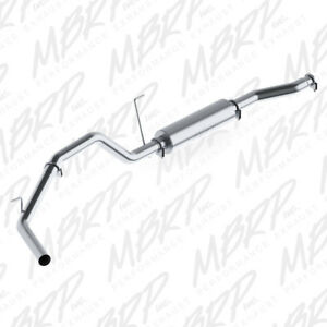 Exhaust System Kit-GAS, Crew Cab Pickup S5400P fits 2004
