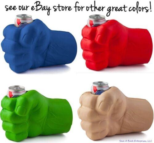 collectibles bigmouth the beast giant green hulk fist drink beer holder foam cooler kooler artstudio com pk