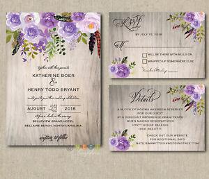 100 персональные свадебные приглашения