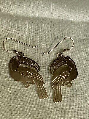 Wild Bryde Earrings : bryde, earrings, Vintage, Toucan, Bryde, Pierced, Earrings, WB-13