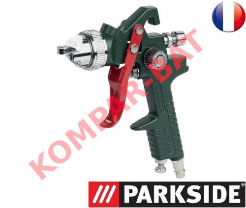 bricolage parkside pistolet a peinture a air comprime kozy
