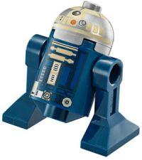 NEW LEGO STAR WARS ASTROMECH DROID MINIFIG 75051 figure ...
