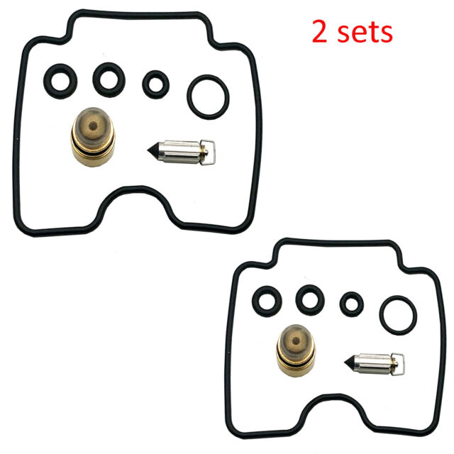 2 x Carburetor Repair Rebuild Kits For Suzuki GZ250 (1999