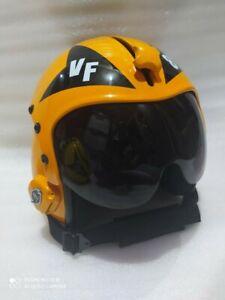 Fighter Pilot Style Motorcycle Helmet : fighter, pilot, style, motorcycle, helmet, STYLE, TOPGUN, JOLLY, ROGER, FLIGHT, HELMET, AVIATOR, FIGHTER, PILOT, REPRO