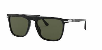 Authentic Persol 0PO3225S-95/58 Black Polarized 3225 S Sunglasses | eBay