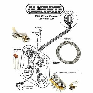 Gibson Sg Bass Wiring Diagram