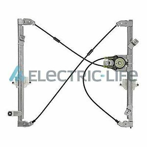 Electric Window Regulator Front Right ZRCT726R Electric