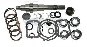 Dodge Diesel Rebuild Kit NV4500 Ram 4wd w/ Main Shaft, 5th