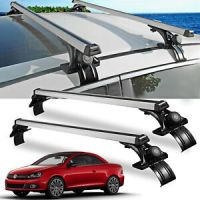 For VW Jetta Car Sedan Luggage CrossBar Roof Rack Carrier ...