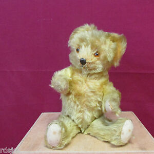 vintage teddy bear articulated arms and legs 1930