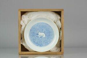 Antique Japanese - Ko-Arita - Blue and White - Rabit - Porcelain - 17 c ...