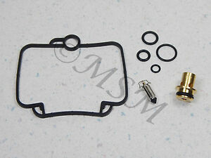 97-00 SUZUKI GSF1200S BANDIT NEW KEYSTER CARBURETOR REPAIR