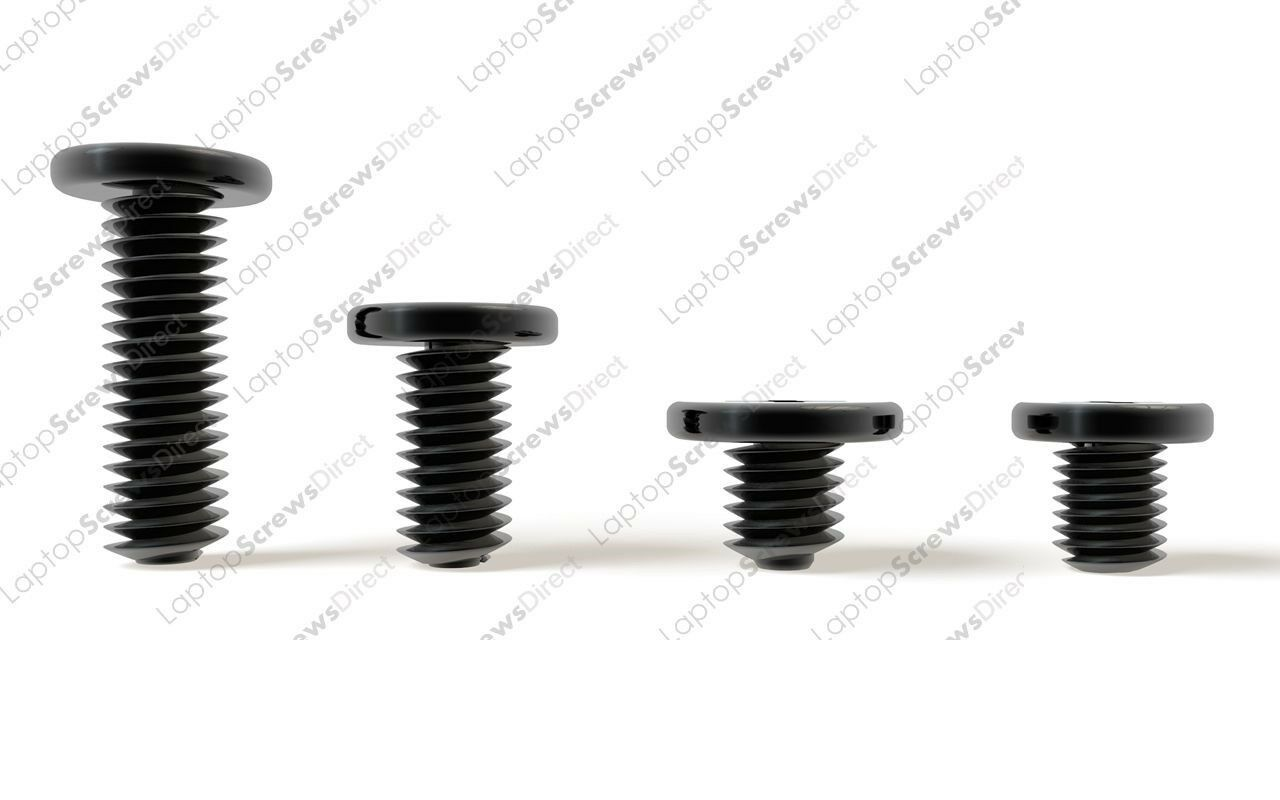 200 New Dell Laptop Notebook Repair Screws 4 sizes x50