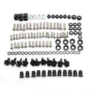 Neu Komplette Verkleidung Schrauben Kit für HONDA CBR600RR