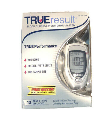 CVS True Result Blood Glucose Monitoring System Test ...