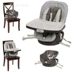 Booster Seat Or High Chair Which Is Better Ikea And Ottoman Graco 3v01abg Swivi 3 In 1 Infant Image Loading