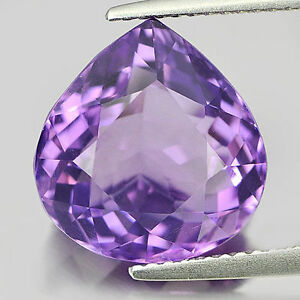 5 Pieces Of 4x3mm Pearfacet Lightpurple Natural