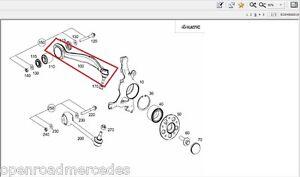 OEM GENUINE MERCEDES BENZ 08-13 C 300 4MATIC SPORT W204