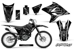 Yamaha TTR 230 Dirt Bike Graphic Sticker Kit Decal MX Wrap