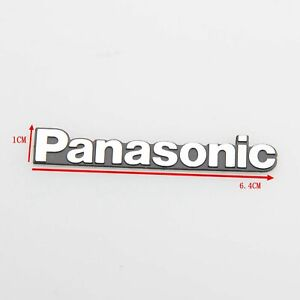 New panasonic toughbook cf-19 cf-29 panasonic logo sticker