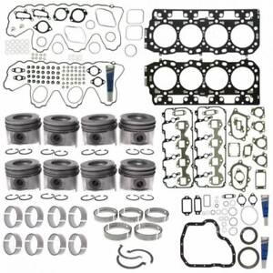 01-05 LB7/LLY 6.6L GM Duramax Diesel Engine Overhaul Kit