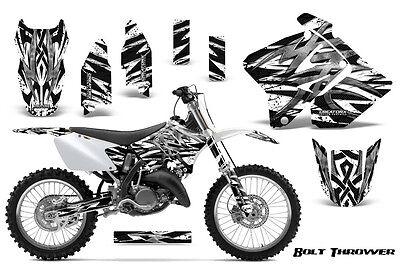 SUZUKI RM 125 250 Graphics Kit 2001-2009 CREATORX DECALS