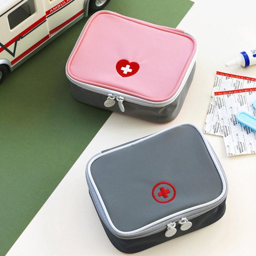LC_ Mini Outdoor Erste Hilfe Set tasche-reisen Medizin Ordner Notfallset Augen