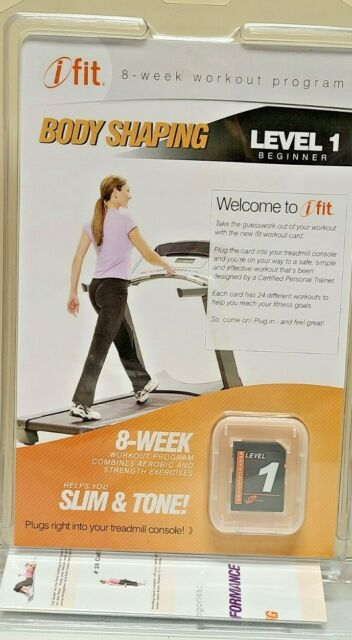 Ifit Beginner Workouts : beginner, workouts, TREADMILL, Shaping, Level, Workouts, Exercise, Programs, Online