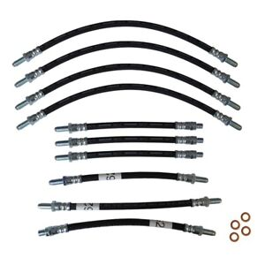 Rolls-Royce Silver Shadow Brake Hose Kit RHD (SSRHBRKIT