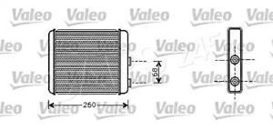 OPEL VAUXHALL Astra F G Mk IV 4 1994-2009 Heater Core