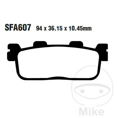 EBC SFA (HH) Scooter Rear Brake Pads SFA607HH Kymco People