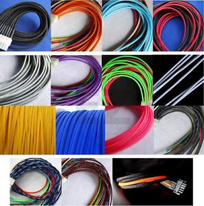 6mm expandable braided pet