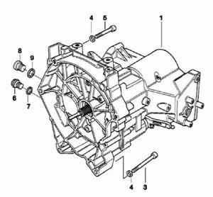 BMW R850R 1994-2002 Kit n°2 vis BTR inox boite de vitesse