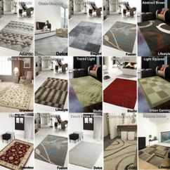 Inexpensive Rugs For Living Room Staircase Designs Clearance New Cheap Large Medium Soft Ebay Image Is Loading