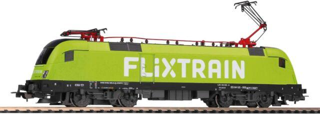 PIKO Hobby 57924 Es 64 U2-005 Flixtrain Livery Green. Frame Grey   eBay
