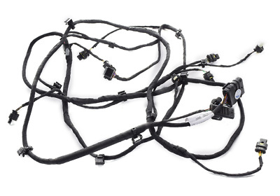 MERCEDES-BENZ S W222 Rear Electrical Wiring Harness