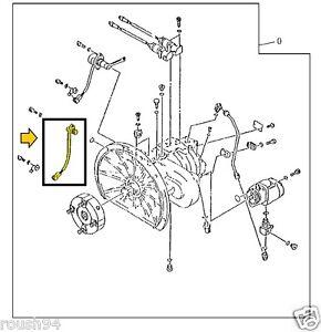 John Deere 4265372 RPM sensor 110 120 160C 200C 330CLC