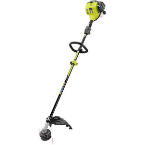 FULL CRANK STRAIGHT SHAFT GAS STRING TRIMMER RYOBI 2-Cycle